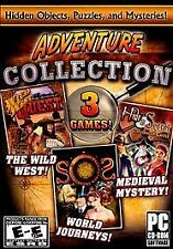 Adventure Collection: Wild West Quest, SOS, Hide & Secret: Cliffhanger Castle