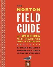 The Norton Field Guide to Writing with Readings and Handbook by Maureen Daly...
