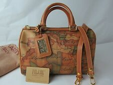 AUTHENTIC ALVIERO MARTINI CLASSE 2 WAY BOSTON   SHOULDER BAG MADE IN ITALY