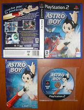 Astro Boy, SEGA, Sonic Team, PlayStation 2 PS2 PStwo, Pal-España ¡¡COMPLETO!!