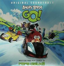 LP Angry Birds Go! ORIGINAL SOUNDTRACK OF GAME VINILE Pepe Deluxe