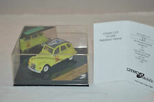 "Vitesse Citroen 2 CV ""Citro Mobile"" only 50 made 1:43 Very scarce rare raro MIB"