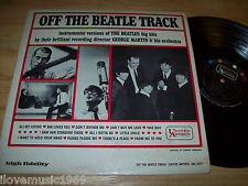 "George Martin ""Off the Beatle Track"" UAL3377 United Artists instrumental BEATLES"