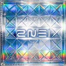 2NE1-1st Mini Album CD+Photo Booklet K-POP Sealed I Don't Care Fire Lollipop YG