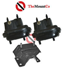 Auto/Manual Engine Mount Set to suit Holden Commodore VT, VX 97-02  3.8L-V6
