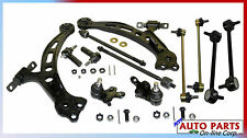 TOYOTA CAMRY 97-01 AVALON 2 CONTROL ARMS 4 TIE RODS 2 BALL JOINTS 4 SWAY BARS