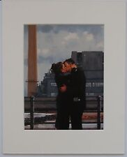 "Long Time Gone by Jack Vettriano Mounted Art Print 10"" x 8"""