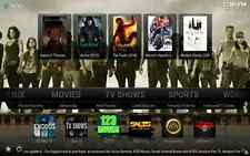 Amazon Fire TV BOX 4K LATEST LOADED MOVIES SHOWBOX SPORTS MOBDRO PPV JAILBROKEN