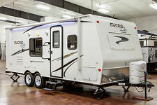 2015 Flagstaff Micro Lite 23LB Light Weight Bunkhouse Travel Trailer Used Camper