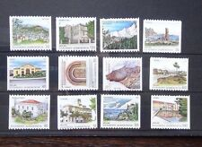 Greece 1992 Prefecture Capitals 3rd Series MNH