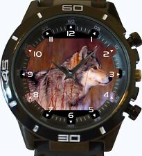 Gray Wolf New Gt Series Sports Unisex Watch