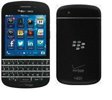 BlackBerry Q10 - 16GB -Black r (Verizon)Smartphone Cell Phone GSM Unlocked BB 10
