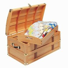 Steamer Trunk Plan - Media > Woodworking Plans > Indoor Project Plans