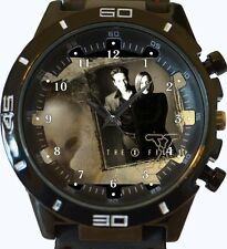 X Files Aliens Gt Series Sports Unisex Gift Watch