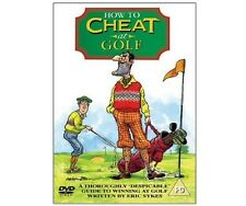 Stax - HOW TO CHEAT AT GOLF DVD Funny Film written by Eric Sykes - SAVE 40% New