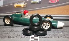 1/32 URETHANE SLOT CAR TIRES 2pr PGT-20062V fit Tri-ang Scalextric F1