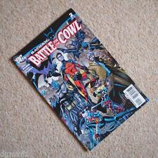 DC Comics Batman: Battle for the Cowl Issue 2 June 09 (VF/NM)
