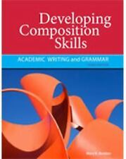 Developing / Refining Composition Skills: Developing Composition Skills :...