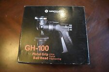 Vanguard GH-100 Pistol Grip Ball Head BRAND NEW