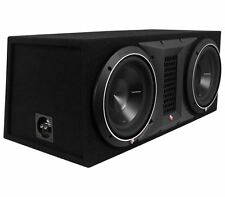 "Rockford Fosgate Punch P3-2X10 Dual 10"" 2000W Loaded Subwoofer/Sub+Enclosure/Box"