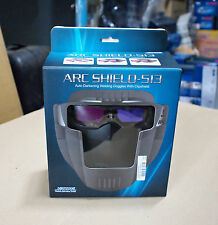 NEW SERVORE Welding GOGGLE MASK ARC SHIELD-513 Auto Darkening Shade 5-13