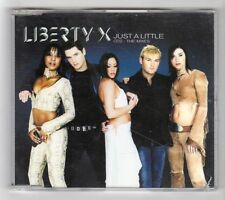 (HA940) Liberty X, Just A Little - 2002 CD