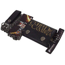Coheed And Cambria - Band Logo Leather Tri Fold Chain Wallet - New & Official