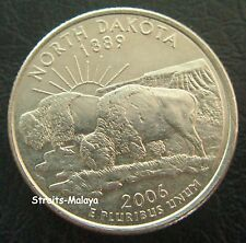 USA QUARTER DOLLAR 2006 COIN