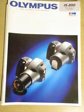 OLYMPUS : CATALOGUE : IS-200 07/1997