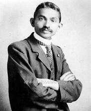 "Photo 1900s South Africa ""Mohandas Karamchand Gandhi as Lawyer"""
