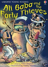 NEW USBORNE Young Reading ALI BABA and the FORTY THIEVES paperback
