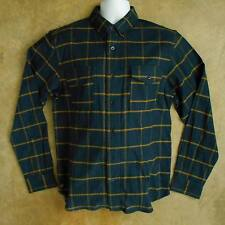 New NIKE SB Long Sleeve Shirt LARGE Button Front Cotton Flannel Skate Boarding