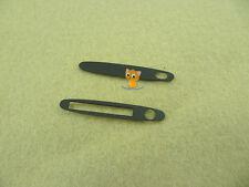 Black Top Bottom Plastic Seal Cover Housing Bezel Stator fr iPod Nano 5th Gen 5G
