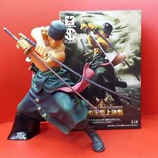 One Piece Roronoa Zoro Banpresto Figure Colosseum SCultures Big Special