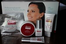 Derm Exclusive Introductory Kit with Bonus Fill & Freeze Tube NEW Free Shipping
