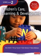 S/NVQ Level 2 Children's Care, Learning and Development: Candidate Handbook (S/