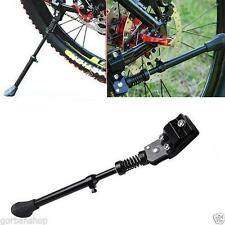 Alloy Adjustable Kick Stand Side Foot with Rubber For Bike Cycling Bicycle