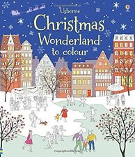 Christmas Wonderland to Colour,New Condition