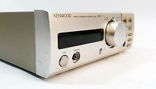 KENWOOD R-SE7 CLASS A Mini  AMPLIFIER TUNER - Silver/Champagne FREE UK DELIVERY