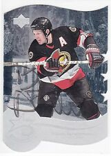 Daniel Alfredsson, 1997-98, Upper Deck Three Star Selects, Autographed, #14A