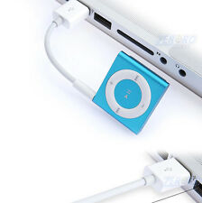 Charger Data SYNC Cable Cord USB  Apple iPod Shuffle 3rd 4th 5th Generation