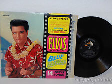ELVIS PRESLEY Blue Hawaii LP RCA Victor LSP-2426 Living Stereo 1961 silver label