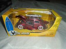 JADA V DUBS 1959 VOLKSWAGEN BETTLE NEW IN BOX
