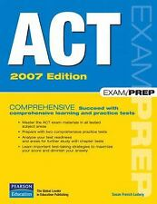 ACT Exam Prep (2007 Edition)