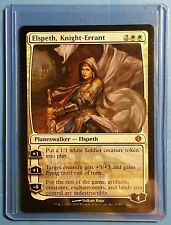 Magic the Gathering - Shards of Alara - Elspeth Knight Errant - NM - RARE - MTG