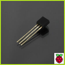 Dallas DS18B20 IC digitaler Temperatursensor Sensor 1-Wire TO92 Raspberry Pi