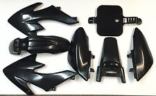 Bk Plastic Fender Body Work Fairing Kit For Honda CRF XR XR50 CRF50 Clone 125CC