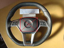 Mercedes flat top bottom AMG steering wheel W204 W212 W218 W207 G ML GL SLK