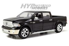 JADA 1:24 DODGE RAM 2014 1500 DIE-CAST BLACK 54039