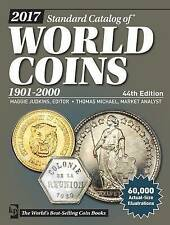 Standard Catalog of World Coins, 1901-2000 2017, Maggie Judkins
